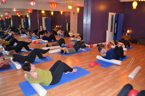 Almaden Pilates south San Jose