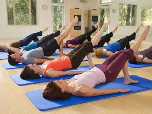 Pilates Mat Class at Almaden Pilates Studio