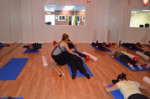 Pilates studio in Almaden