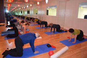 Pilates studio in Almaden Valley